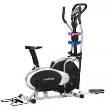 Powertrain 7-in-1 Elliptical cross trainer bike with Weights and Twist Disc