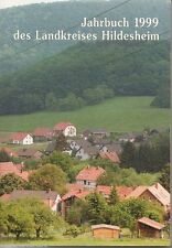 Jahrbuch des Landkreises Hildesheim 1999 Wissenswertes 293 Seiten Sehr gut!
