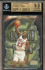 1996-97 Skybox Premium Golden Touch Michael Jordan #5 BGS 9.5 GEM MINT w 10 sub