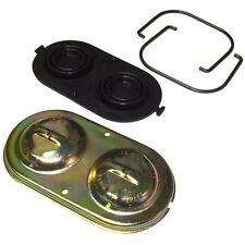67-82 Corvette Master Cylinder Cap Top With Gasket & Bails Correct Markings