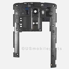 USA LG G3 D850 D851 D855 VS985 LS990 F400 Back Housing Frame Camera Lens Black