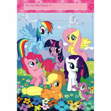 My Little Pony Friendship Party Supplies Lolly Treated Loot Bags Pack of 8