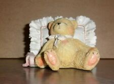 "Cherished Teddies Collectible Figurine - Mandy ""I Love You Just the Way You Are"""