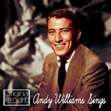 "Andy Williams ""Andy Williams Sings"" NEW & SEALED CD 1st Class Post From The UK"