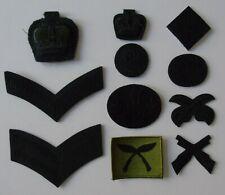 British Army Royal Gurkha Rifles Rank & Trade Badges