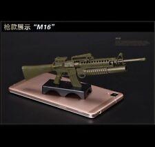 "1/6 Scale 4D Remington M16A4 Assembled Sniper Rifle Weapon Model for 12"" Figure"