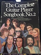 The Complete Guitar Player Songbook No.2 (PB,1982) Classic Songs