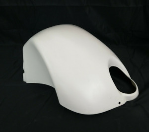 Buell 1125 R - 1125 Cr Coating Airbox Cover IN Fiberglas