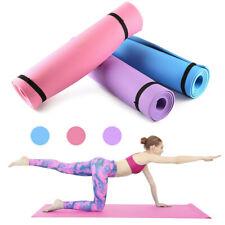"68""*24"" Yoga Mat Gym Camping Non-Slip Fitness Exercise Pilates Meditation Pad"