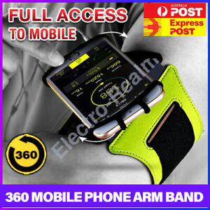 Sports Running Jogging Gym Armband Arm Band Phone Holder For iPhone 12 Samsung