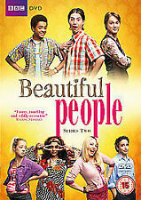 Beautiful People - Series 2 (DVD, 2010) BBC TV Gay Cult Olivia Coleman 90's
