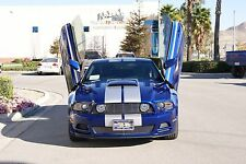 Ford Mustang 11-14 Lambo Style door kit  By Vertical Doors INC
