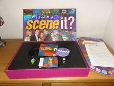 SCENE IT FRIENDS BOARD GAME  (complete)