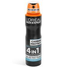 (28,93 €/L ) 150 ml L'Oréal Men Expert 48h anti-transpirant 4 En 1 CARBONE