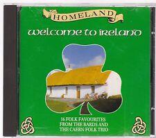 Welcome to Ireland CD - 16 Folk Favourites