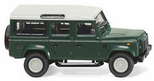 Wiking 010202 - 1/87 Land Rover Defender 110 - Keswick Green - Neu