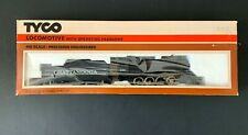 Vintage Tyco HO Chattanooga 638 Locomotive Tender Operating Headlight w  Box