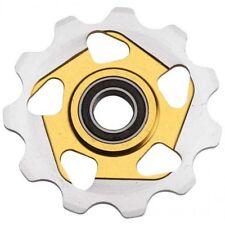 Aerozine Jockey wheel - Two tone - Gold