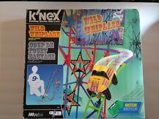 New listing Knex - Wild Whiplash Roller Coaster Building Set - K'Nex - #16491 - Ages 9+
