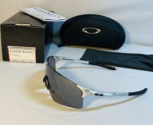 New Oakley Evzero Blades Precious Mettle Collection X-Silver Prizm Limited Edit.