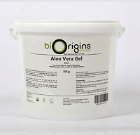 Aloe Vera Gel Skincare Base 5Kg (TB5KALOEGEL)