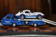 Chevrolet Corvette Universal hobbies Haute définitionToys car collector vintage