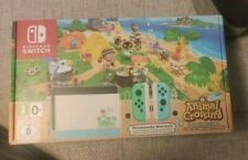 Nintendo Switch Animal Crossing New Horizons Edition Neu & OVP