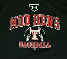 Toledo Mud Hens Minor League Baseball Under Armour Performance Shirt Youth Large