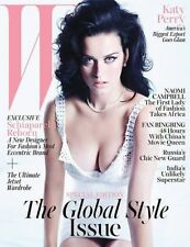 W Magazine November 2013,Katy Perry,Fan Bingbing,Naomi Campbell,Schiaparelli NEW