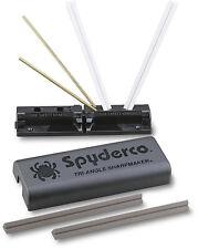 New Spyderco Triangle Sharpmaker Knife Sharpener FREE DVD FREE UK DELIVERY
