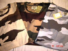 ARMY COMBAT CAMOUFLAGED TSHIRTS BIG NEW 2XL 3XL 4XL 5XL  COTTON  GREAT  QUALITY