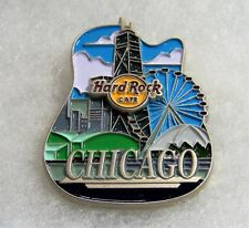 HARD ROCK CAFE CHICAGO 3D CORE ICON SERIES PIN # 95482