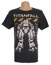 Men's Titanfal T-Shirt Atlas Medium Grey