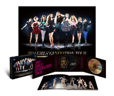 SNSD 2011 GIRLS' GENERATION TOUR DVD (2DVD + Photobook) Sealed Official