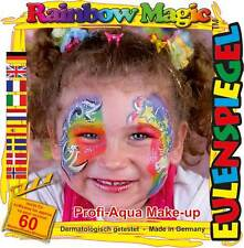Rainbow Magic Schminkset NEU - Styling Schminke Karneval Fasching