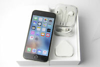 Apple iPhone 6 - 16GB - Space Grey (Unlocked) GOOD CONDITION, GRADE B