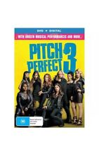 Pitch Perfect 3 : (2018, DVD) Brand New Sealed Region 4