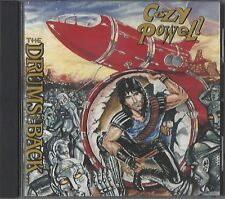 COZY POWELL / THE DRUMS ARE BACK * CD *
