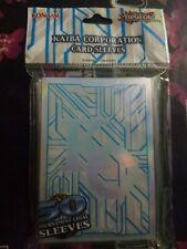 Yugioh Konami TCG Kaiba Corporation Sleeves New Sealed
