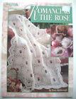 Romancing the Rose crochet pattern 22 designs afghans decor doilies Kimbrough