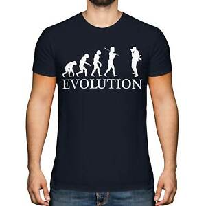 PHOTOGRAPHER EVOLUTION OF MAN MENS T-SHIRT TEE TOP GIFT CLOTHING