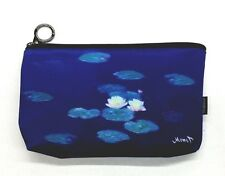 Cosmetic Bag - Monet's Waterlilies Design -  Gorgeous - Function with Style