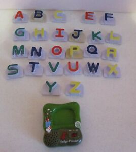 Leapfrog-Fridge Phonics-25 Letters-2002-Works