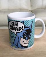 Batman Dc Comics Oh Snap Coffee Mug