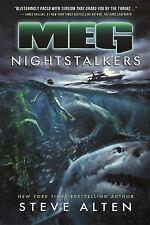 2-DAY SHIPPING | MEG: Nightstalkers, HARDCOVER, Steve Alten, 2016