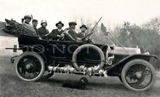 ANTIQUE ANTIQUE REPRO SHARPTAIL HUNTING PHOTO COOL OLD CARS SHOTGUNS MEN WOMEN