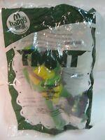 McDonald's Teenage Mutant Ninja Turtle Toy #8 Leonardo Sealed 2007 NEW t11