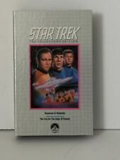 """Star Trek 1966 TV Series VHS Tape,"""" The Collectors Edition"""" Tested and Working"""