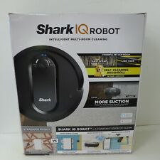 SHARK IQ ROBOT MODEL R101 WIFI CONNECTED ROBOTIC VACUUM ASSISTANT *NICE*