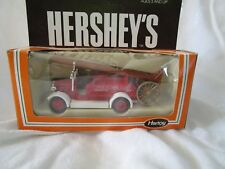 1979 Diecast HERSHEY'S Days Gone By Fire Engine Made in England by LLEDO LTD